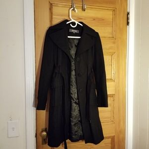 Peacoat Kenneth Cole Size 4